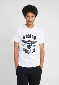 John Richmond - Print T-shirt - offwhite - 0