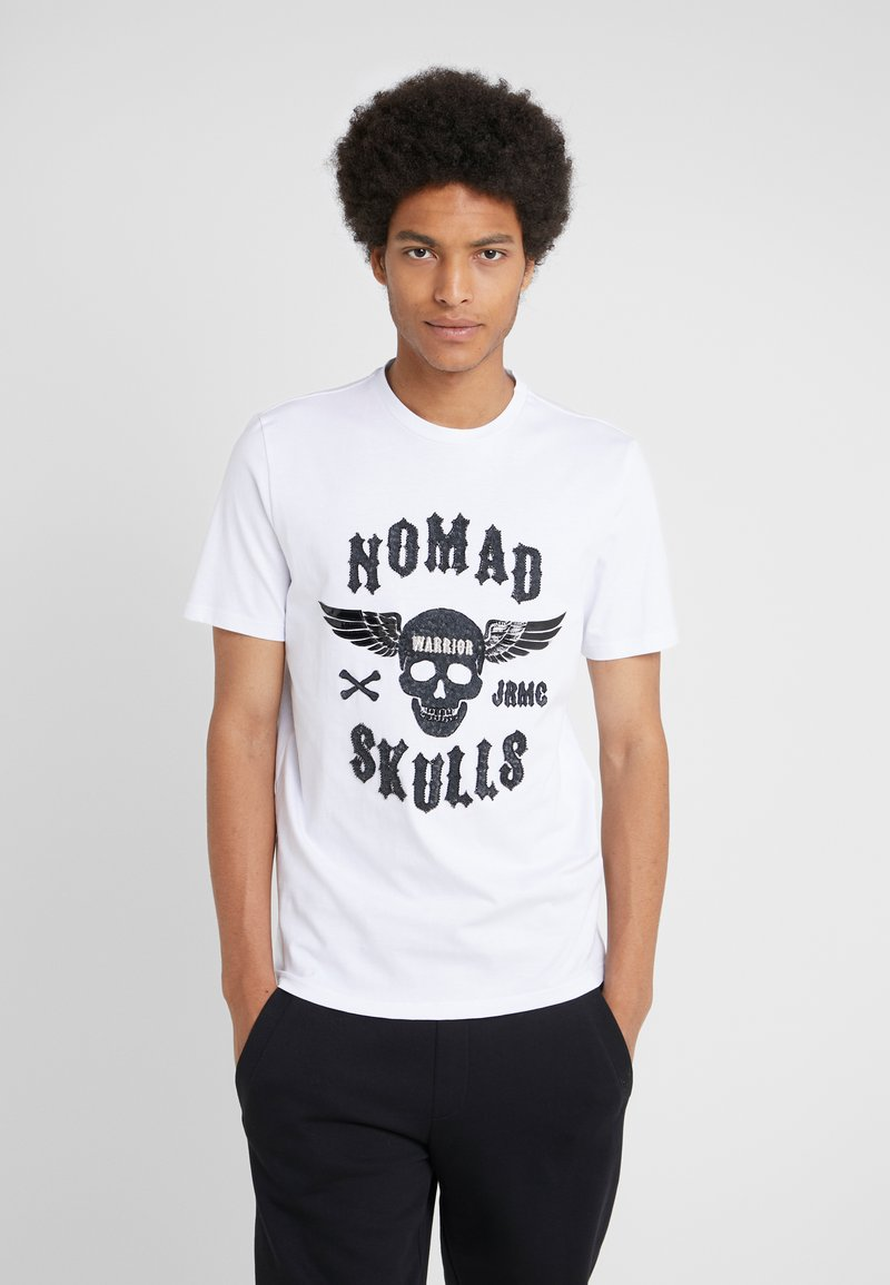 John Richmond - Print T-shirt - offwhite