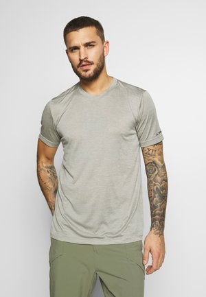 TERREX TIVID - Basic T-shirt - feagray