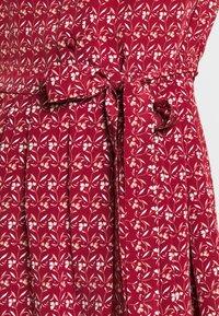 WEEKEND MaxMara - VERBAS - Robe chemise - rot - 5