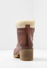 Apple of Eden - AMELIE - Lace-up ankle boots - brown - 5