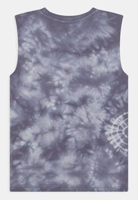 Cotton On - 2 PACK - Top - steel/indigo - 1