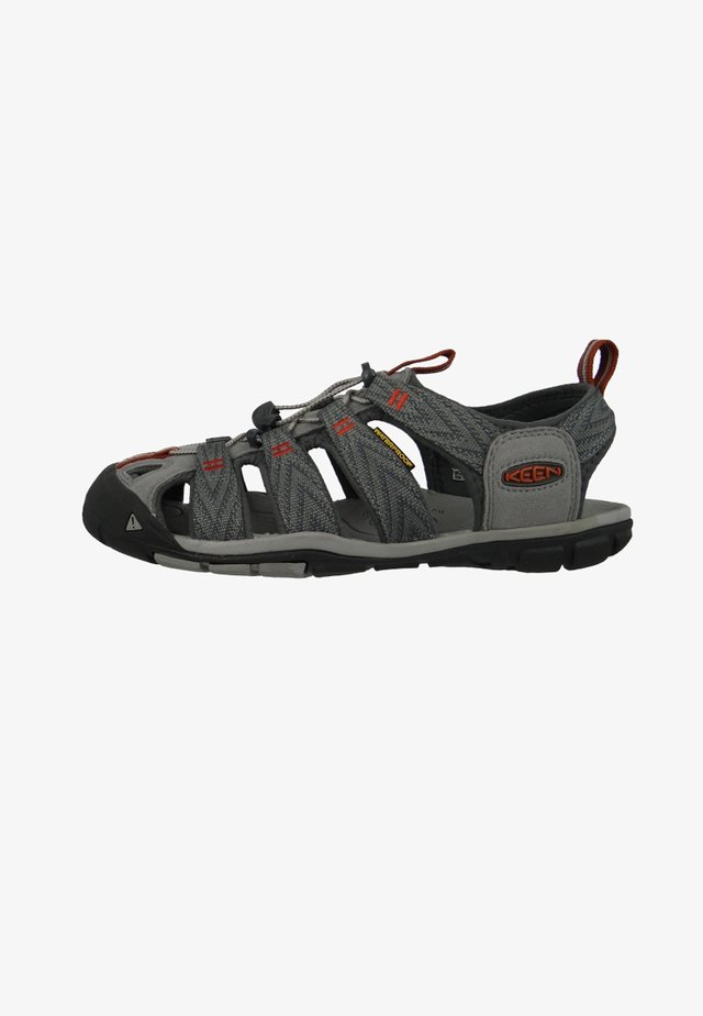 CLEARWATER CNX - Watersportschoenen - grey flannel/potters clay