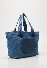 BLANCHE - Velká kabelka - vintage blue - 1