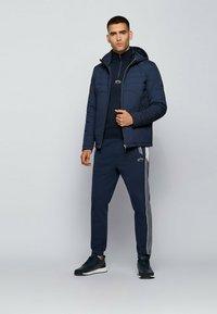 BOSS - J_PANEL 2 - Down jacket - dark blue - 1