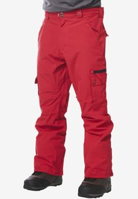 Light Boardcorp - FUSE - Pantalon de ski - red - 0