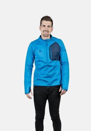 LALOC - T-shirt de sport - blue river/bluemoon