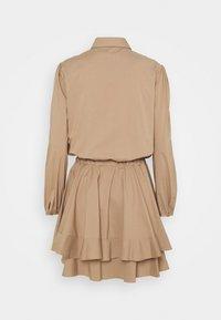 Steffen Schraut - BROOKE FANCY DRESS - Shirt dress - desert - 1