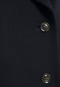 Sand Copenhagen - COAT CLARETA BELT - Classic coat - navy - 2