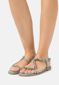 Alma en Pena - Sandals - mint - 0