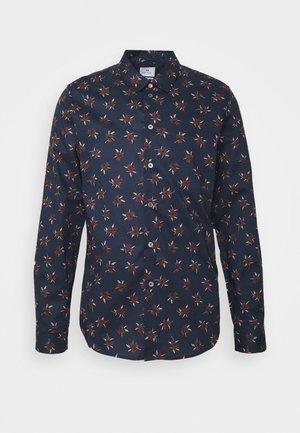 MENS SLIM FIT - Shirt - dark blue