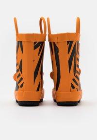 Chipmunks - ANTON UNISEX - Wellies - orange - 2