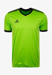 adidas Performance - TABELA 18 - Print T-shirt - green/black - 0