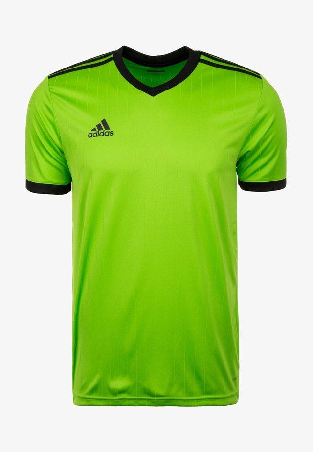 TABELA 18 - T-shirt imprimé - green/black