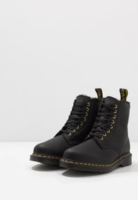 Dr. Martens - 1460 PASCAL UNISEX - Lace-up ankle boots - black - 2