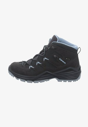 SIRKOS EVO GTX MID - Lace-up ankle boots - blau