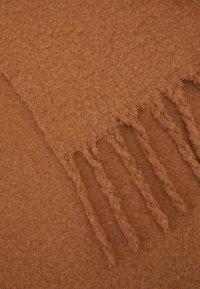 Lindex - BIG FRINGE SCARF - Scarf - light brown - 2
