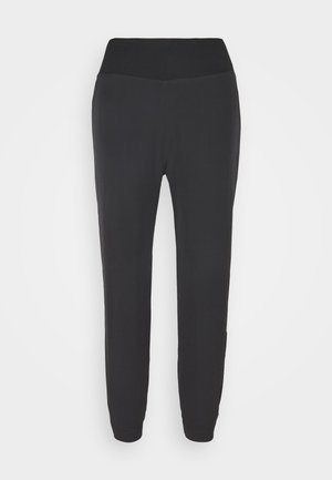 LINED HAPPY HIKE STUDIO PANTS - Ulkohousut - black