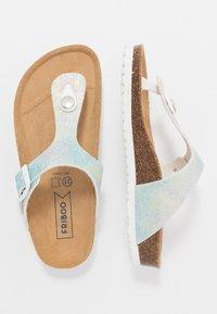 Friboo - Sandály s odděleným palcem - light blue - 0