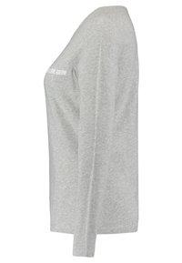 Marc O'Polo - Long sleeved top - silver - 2