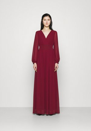 DALILA  - Robe de cocktail - burgundy