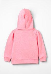 GAP - TODDLER GIRL ARCH POP  - Mikina skapucí - pink pop neon - 1
