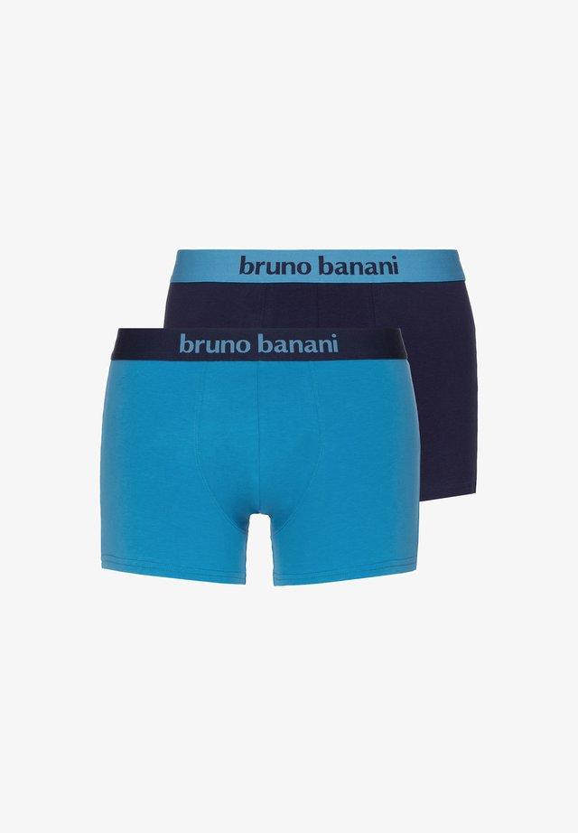 2 PACK - Pants - blau