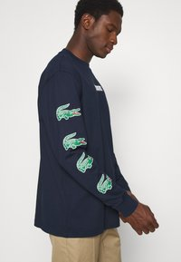 Lacoste - Long sleeved top - marine - 3