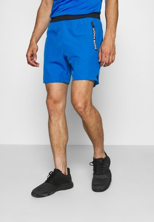 ADILS SHORTS - kurze Sporthose - electric blue lemonade