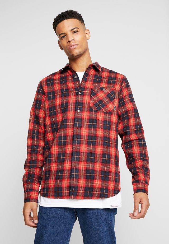 MINER  - Shirt - red