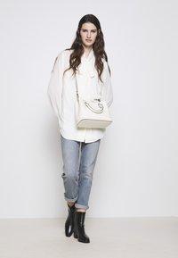 Lauren Ralph Lauren - KEATON - Handbag - navy - 1