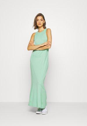 TELMA DRESS - Vestido largo - light green