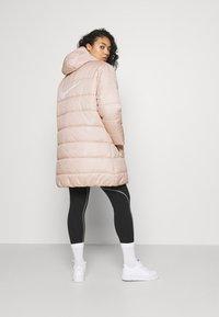 Nike Sportswear - CLASSIC - Winter coat - pink oxford/black/white - 2
