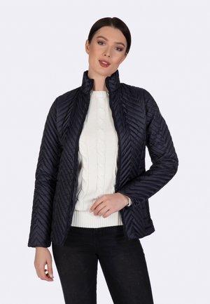 Winter jacket - d.navy