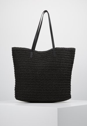 VMSISSO BEACH BAG - Tote bag - black