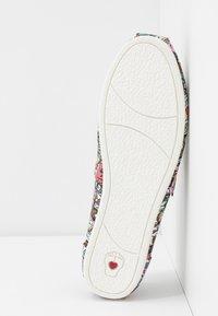 Skechers - BOBS PLUSH - Slip-ons - taupe/multicolor - 6
