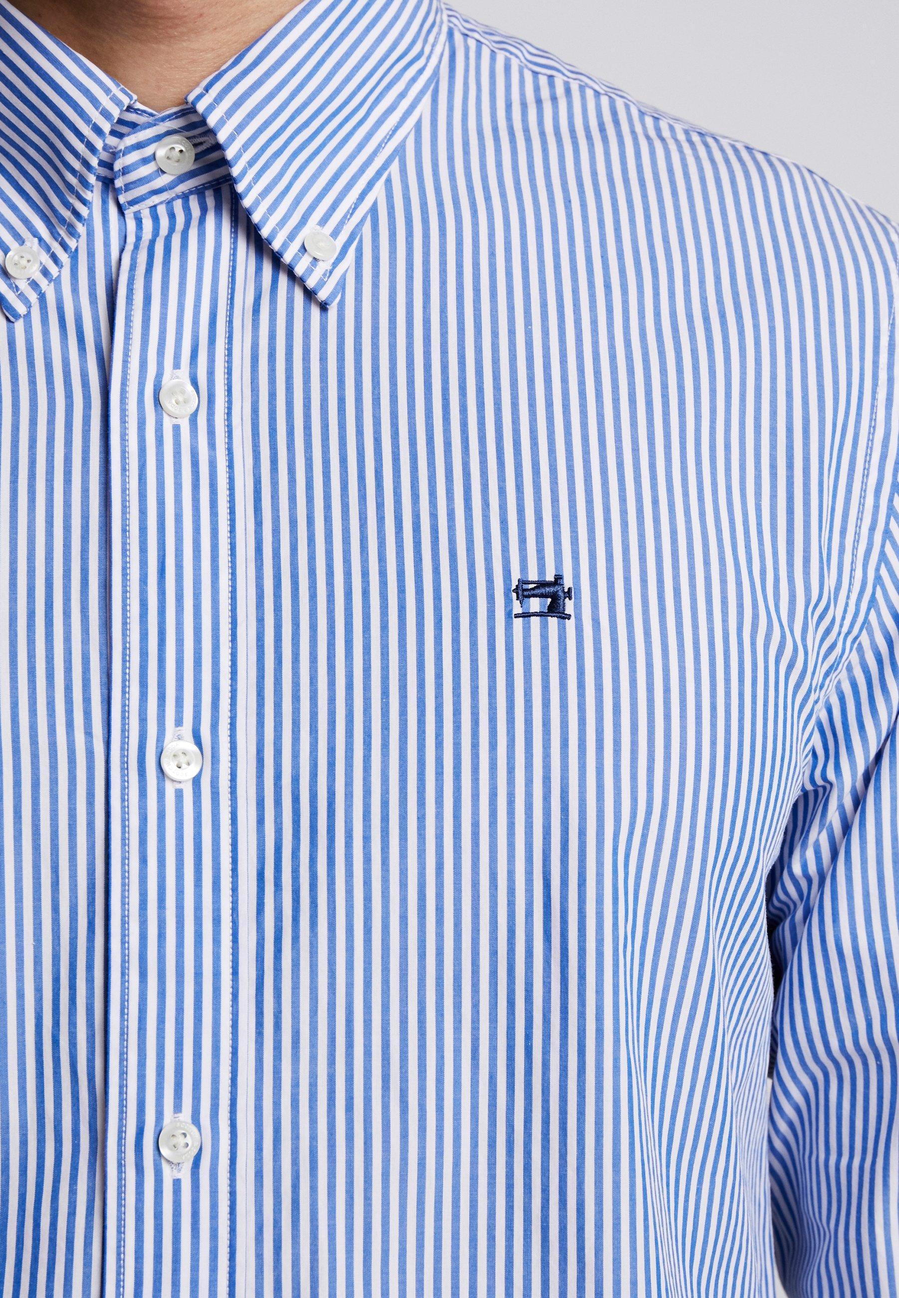 Uomo CRISPY REGULAR FIT BUTTON DOWN COLLAR - Camicia