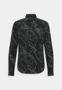 HUGO - ERMO - Camicia - black - 1