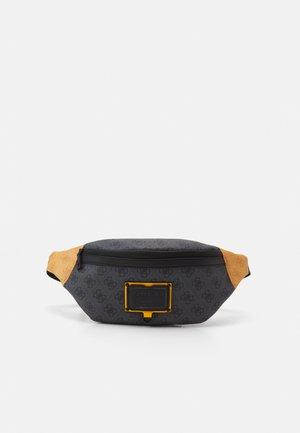 SALAMEDA MIX UNISEX - Bum bag - black multi