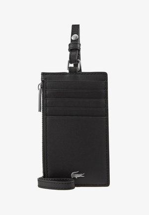 NECKLACE HOLDER - Wallet - black