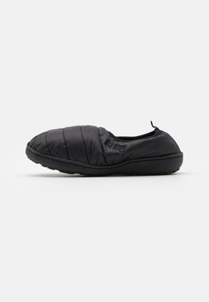 UNISEX - Mocasines - gloss black