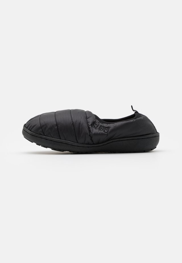SUBU Packable - Slippers - gloss black