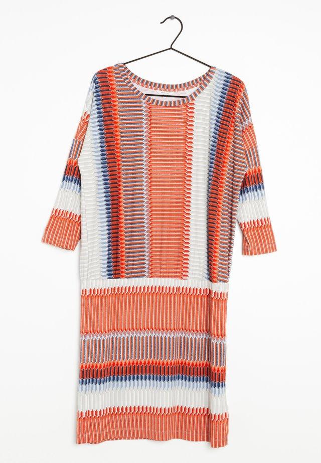 Gebreide jurk - multi-colored