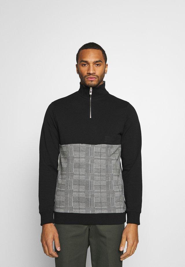 OWEN - Sweater - black