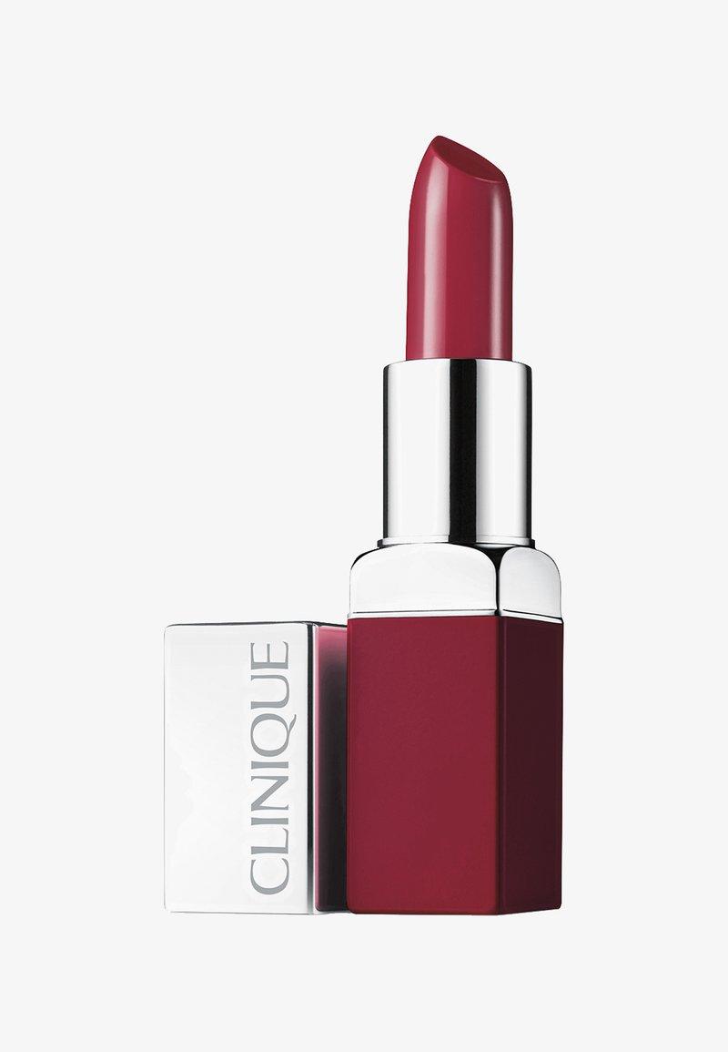 Clinique - POP LIP COLOUR & PRIMER - Lipstick - 07 passion pop