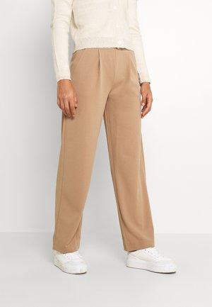 JDYLANEY CATIA WIDE PANT - Trousers - chanterelle