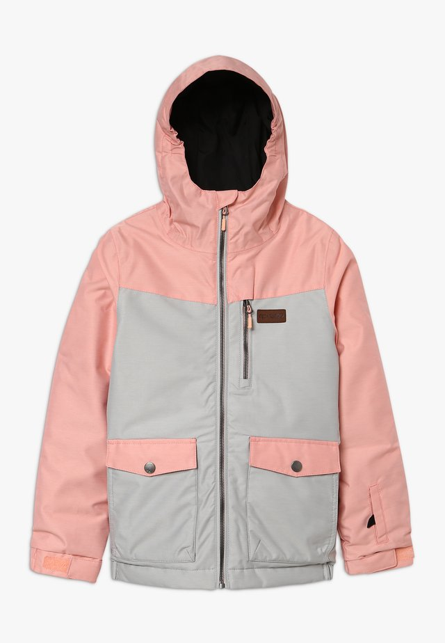 SNAKE  - Snowboard jacket - peaches in cream