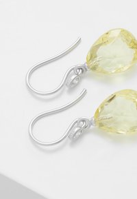 Julie Sandlau - BALLERINA EARRINGS - Ohrringe - lemon/crystal - 2