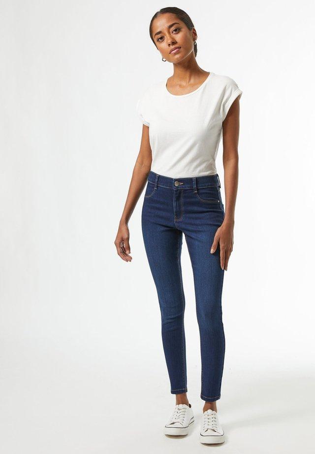 Jeansy Skinny Fit - blue