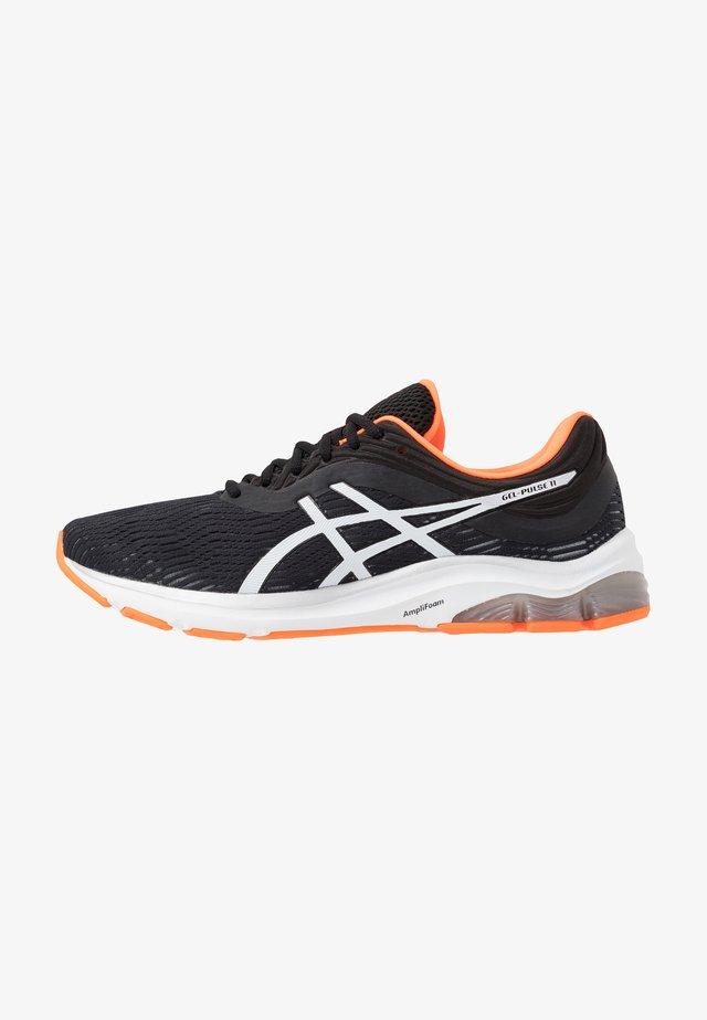 GEL-PULSE 11 - Neutrální běžecké boty - black/white